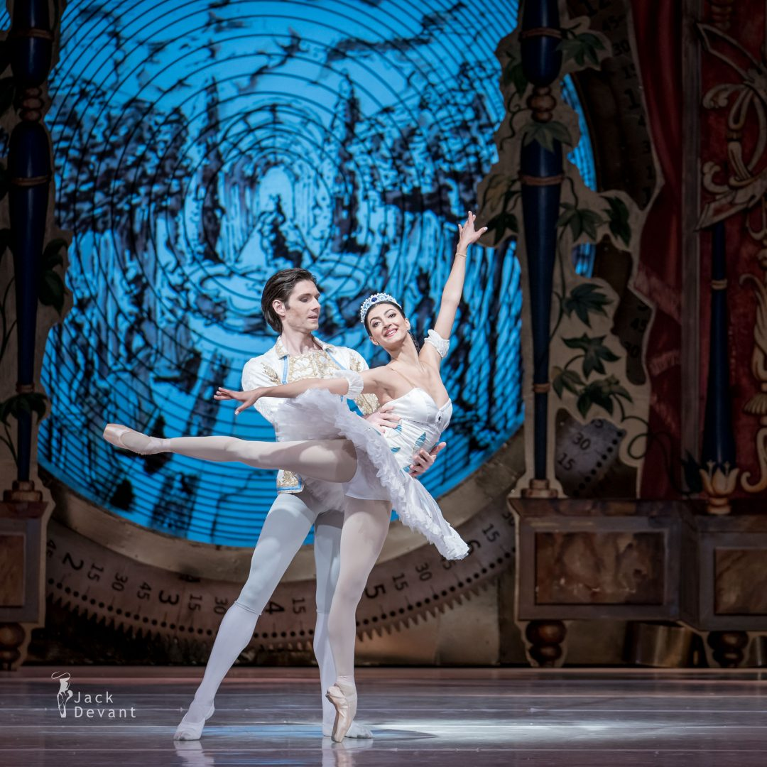 Chinara Alizade and Vladimir Yaroshenko in The Nutcracker PDD 1