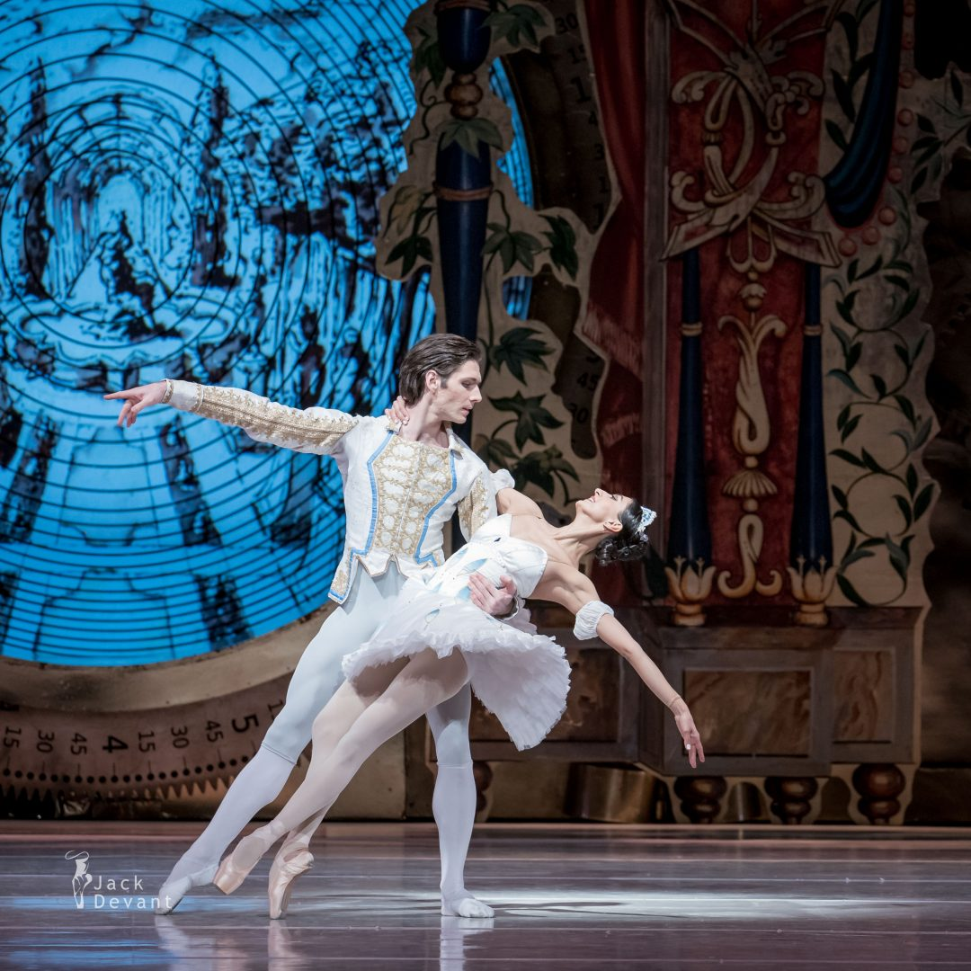 Chinara Alizade and Vladimir Yaroshenko in The Nutcracker PDD 2