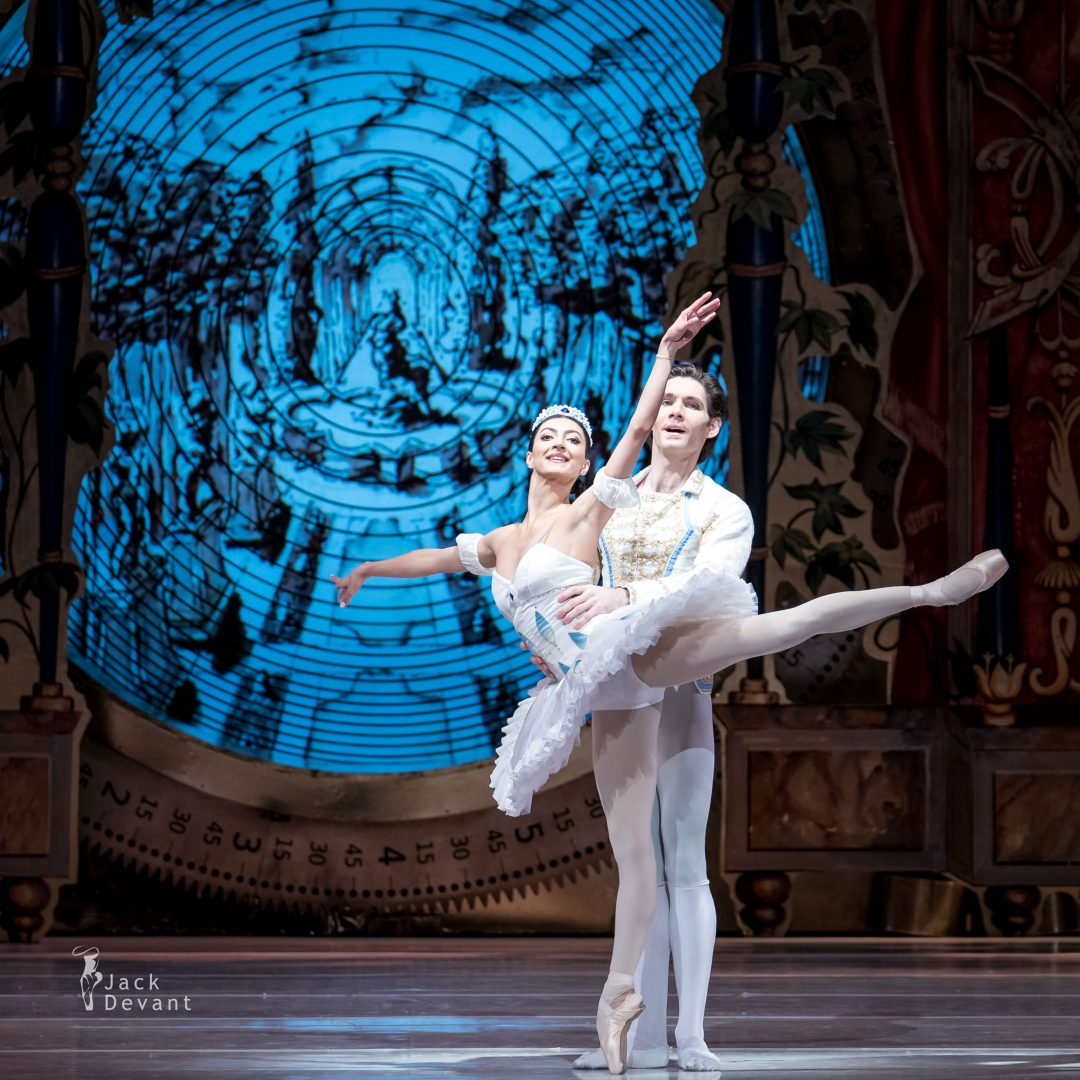 Chinara Alizade and Vladimir Yaroshenko in The Nutcracker PDD 3