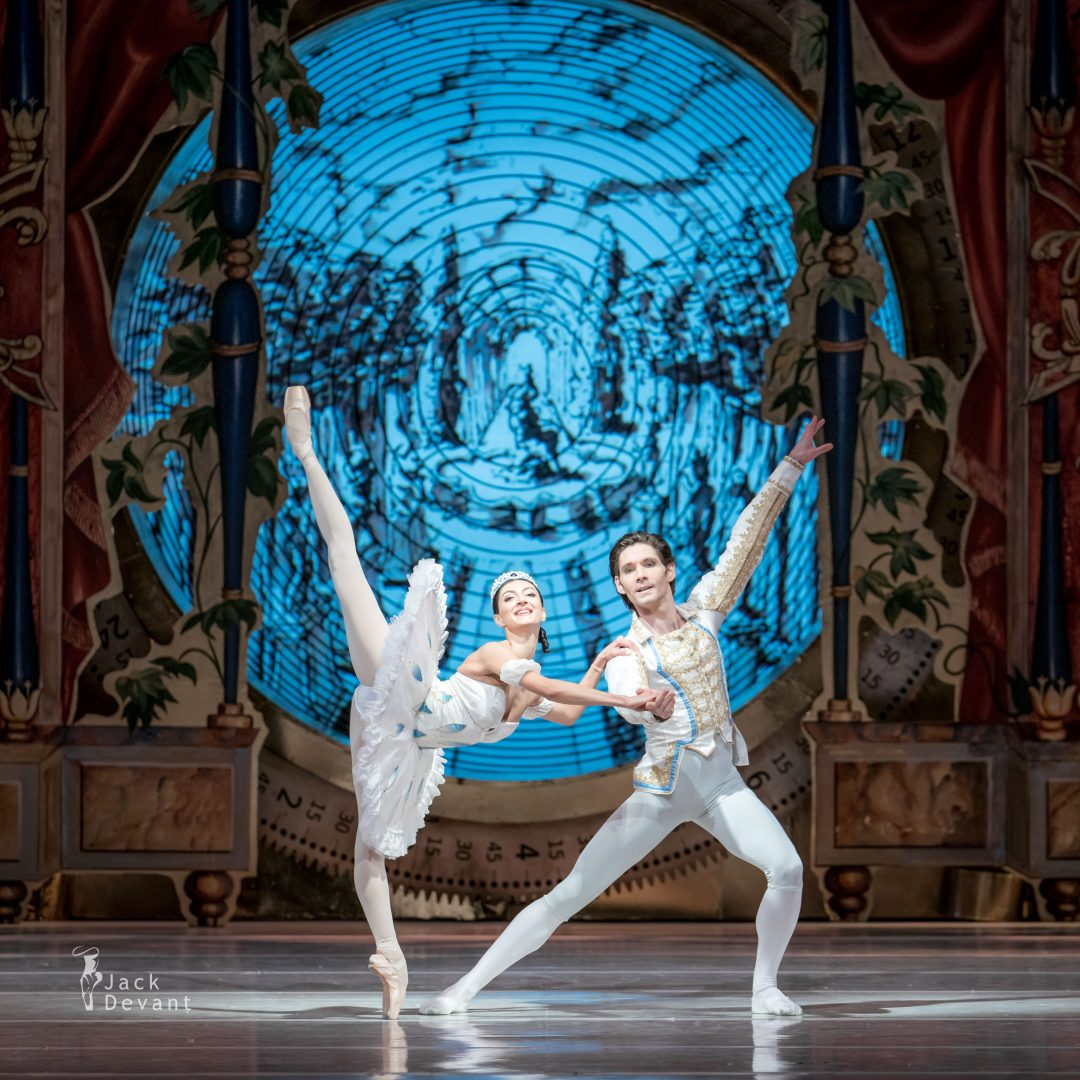 Chinara Alizade and Vladimir Yaroshenko in The Nutcracker PDD 4