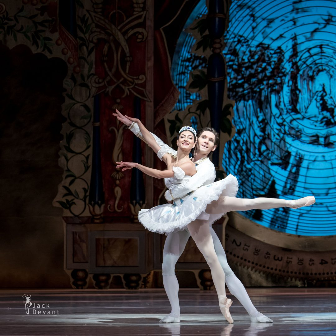 Chinara Alizade and Vladimir Yaroshenko in The Nutcracker PDD 5