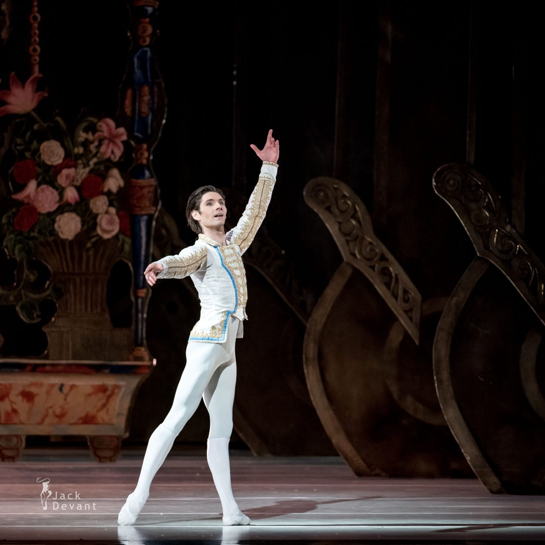 Vladimir Yaroshenko in The Nutcracker PDD 1