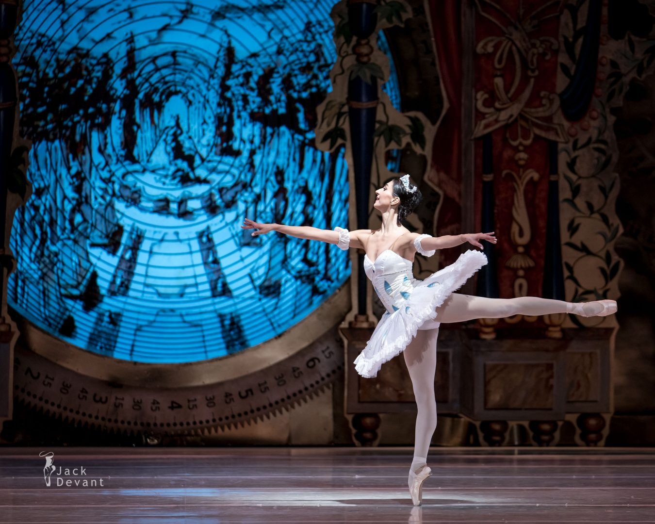 Chinara Alizade in The Nutcracker PDD
