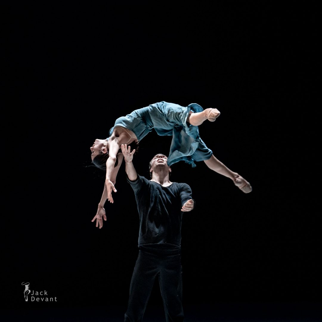Marta Navasardyan and Evgeny Grib in Sharps and Flats