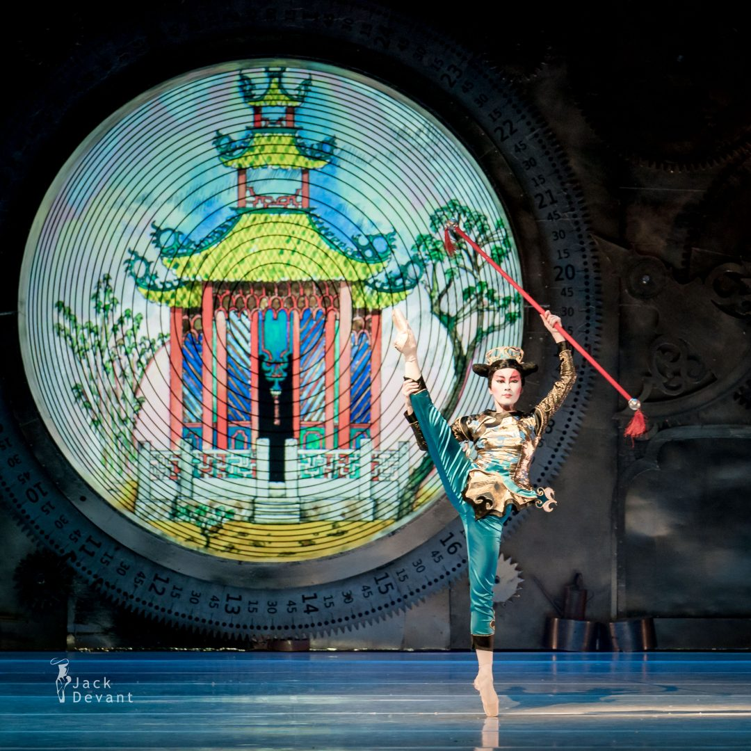 Chinese dance, The Nutcracker, Teatr Wielki Opera Narodowa