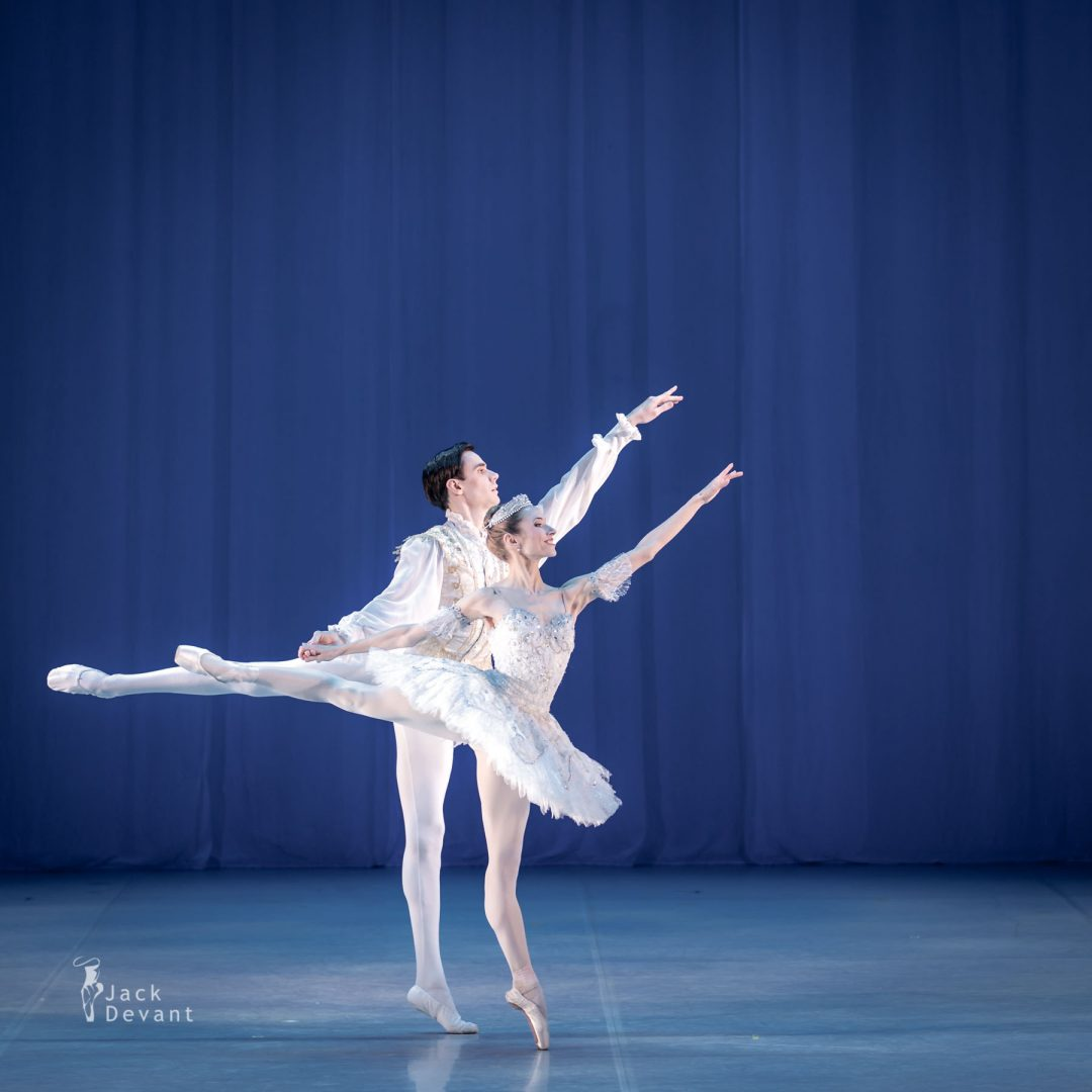 Raminta Rudžionyte, Lawrence Massie sleeping beauty