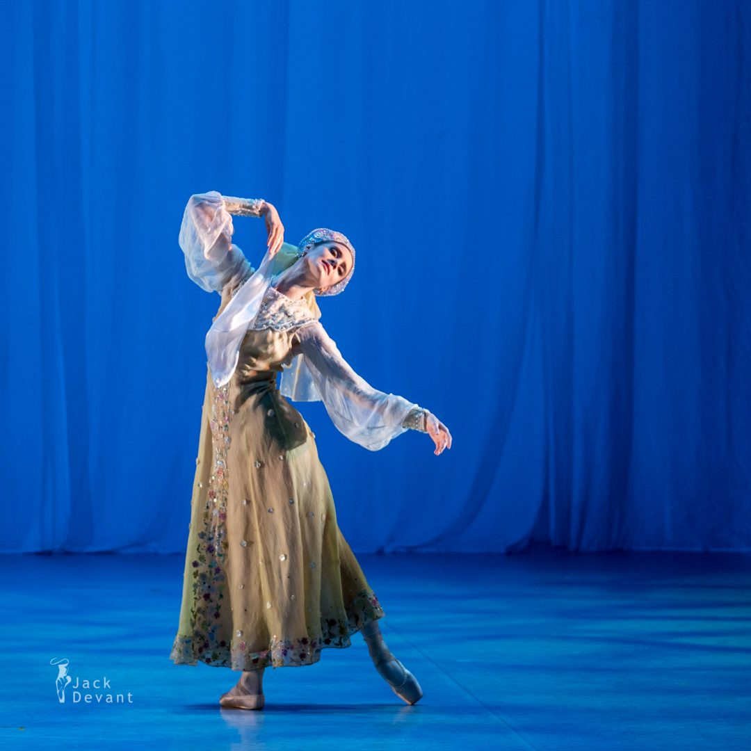 Amy Bowring in the Russian Dance
