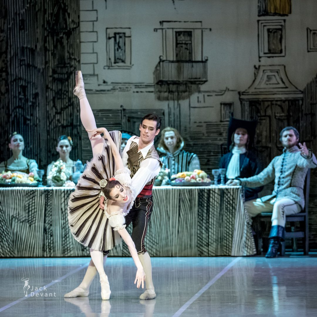 Alla Bocharova and Andrey Sorokin in Don Quixote PDD