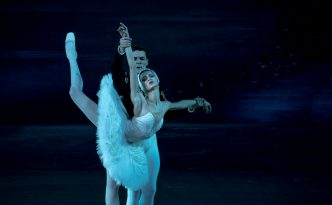 Swan Lake in Kiev, Anastasiya Shevchenko and Denys Nedak