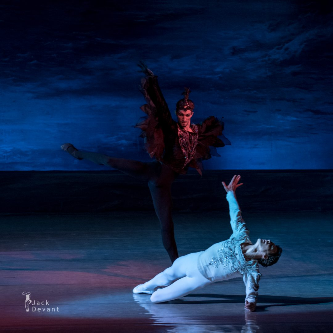 Swan Lake in Kiev, Stanislav Olshansky and Denys Nedak