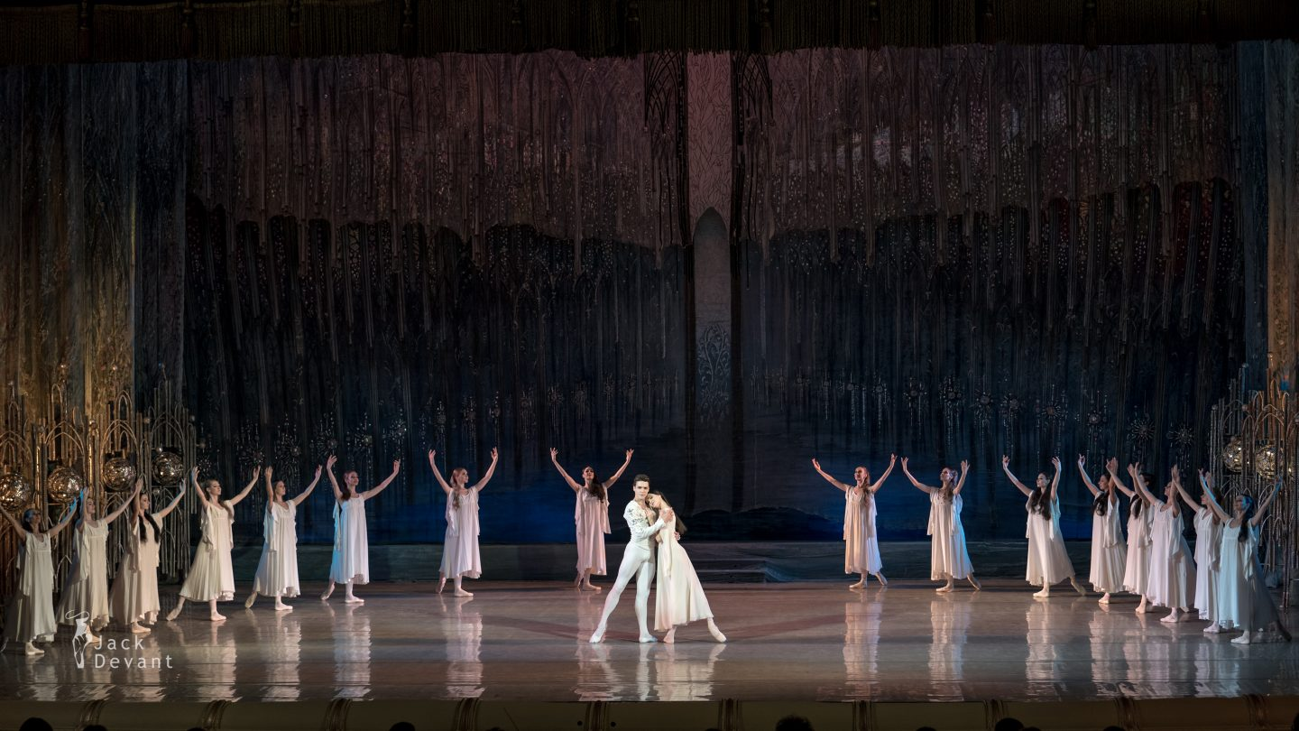 Swan Lake in Kiev, Anastasiya Shevchenko and Denys Nedak act 4 final
