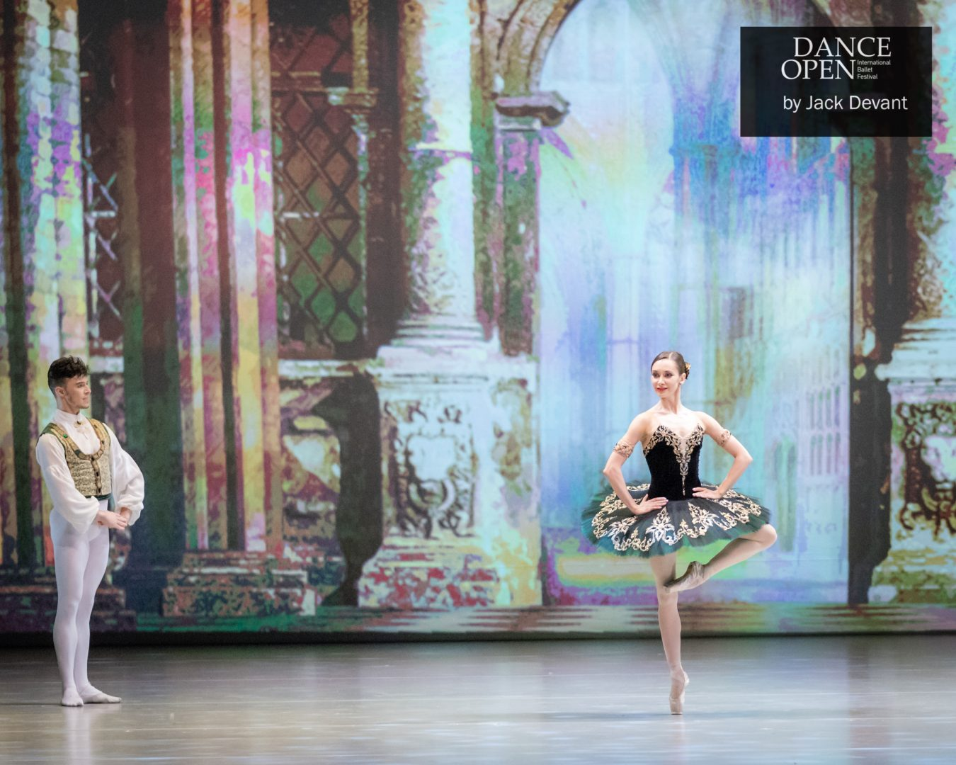 Anna Ol and Joseph Gatti in Esmeralda pdd 12
