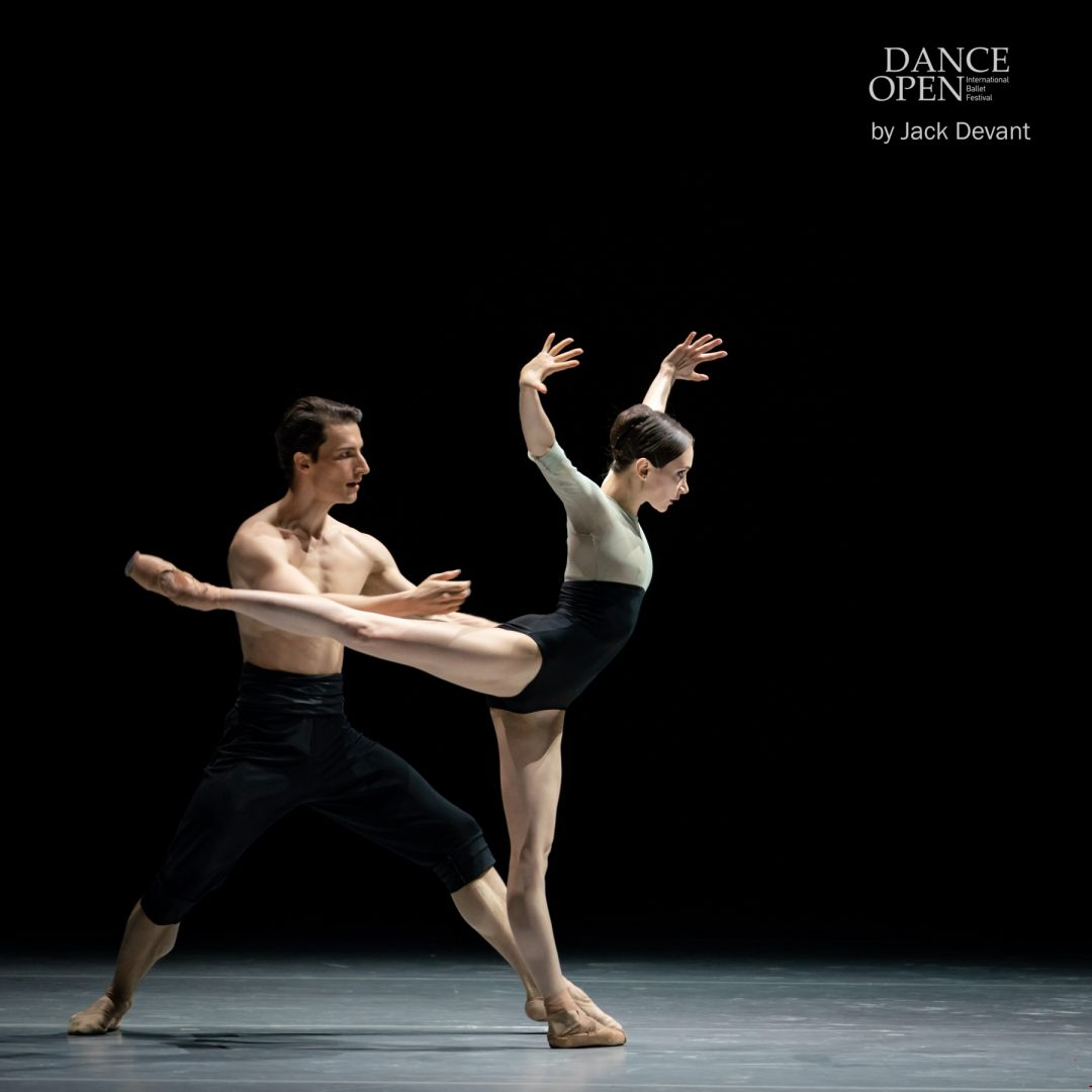 Anna Ol and and Semyon Velichko in Step Addition