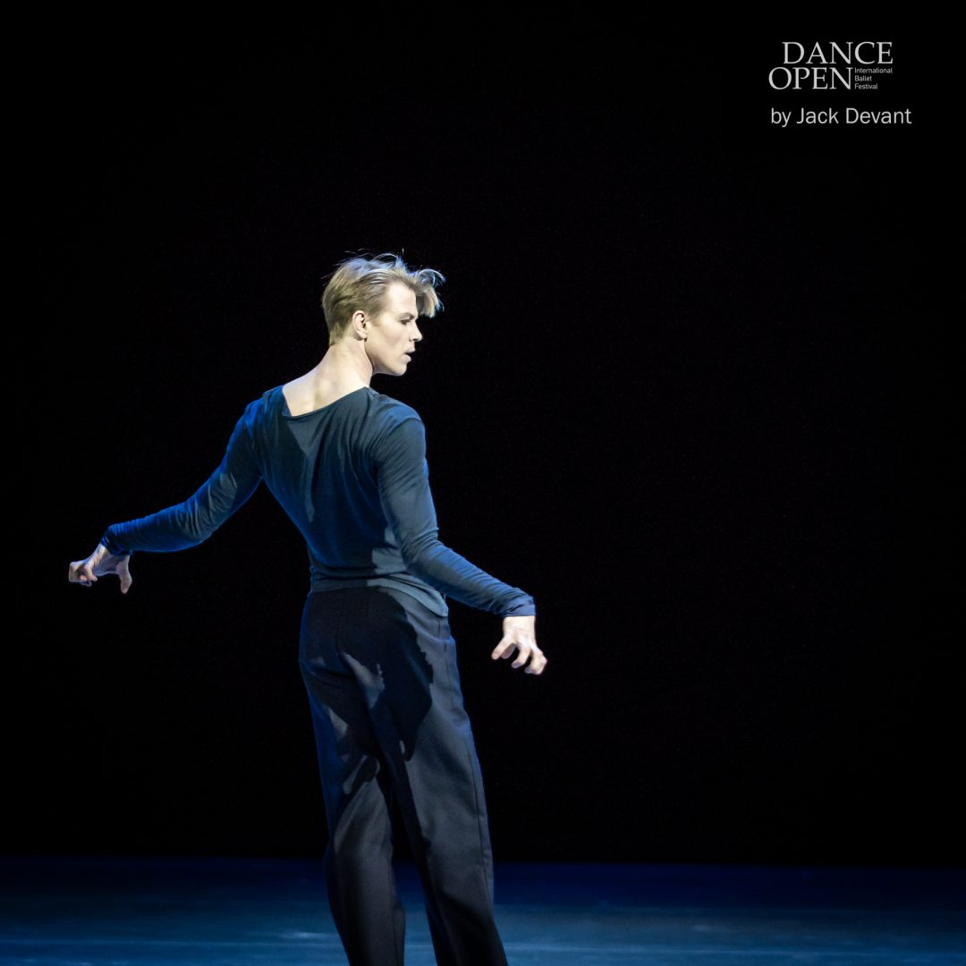 Marijn Rademaker in SSS - Dance Open 2018