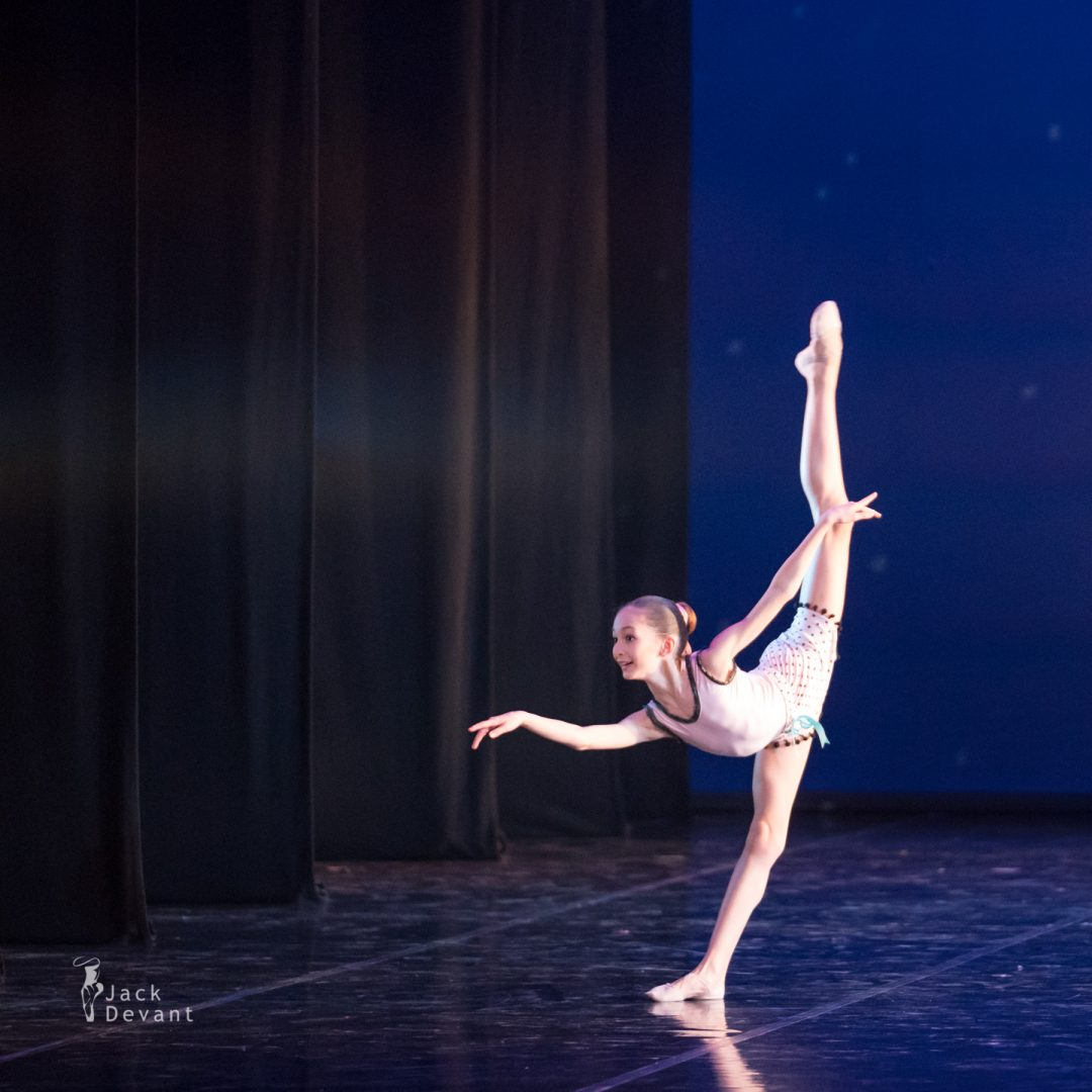 Yasemin Kayabay in the Lullaby, TIBC 2018