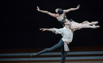 Natalie Kusch and Michele Satriano in Carmen