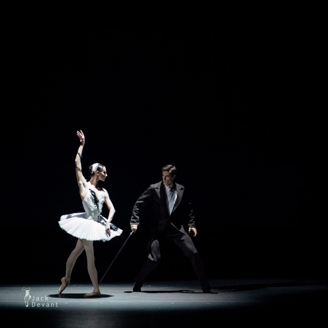 Oksana Skorik and Xander Parish in Pas de Petipa