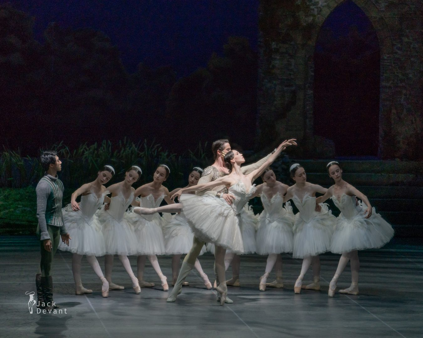 Viktorina Kapitonova last dance as Odette with Ballett Zürich 2