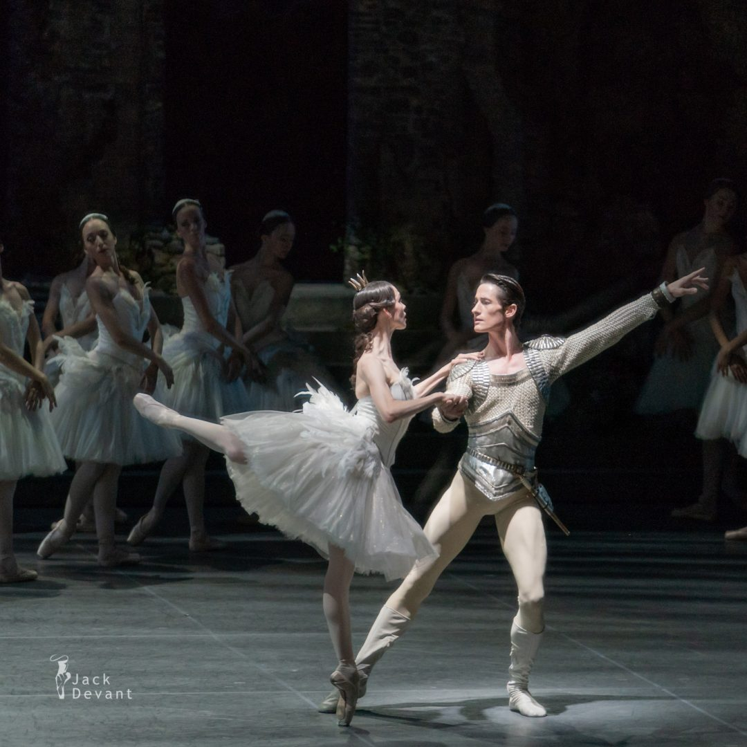 Viktorina Kapitonova last dance as Odette with Ballett Zürich 4