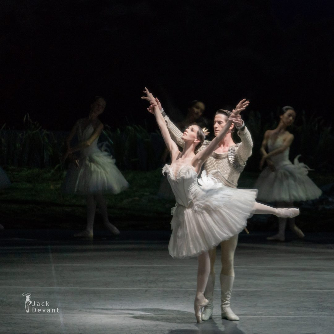Viktorina Kapitonova last dance as Odette with Ballett Zürich 6