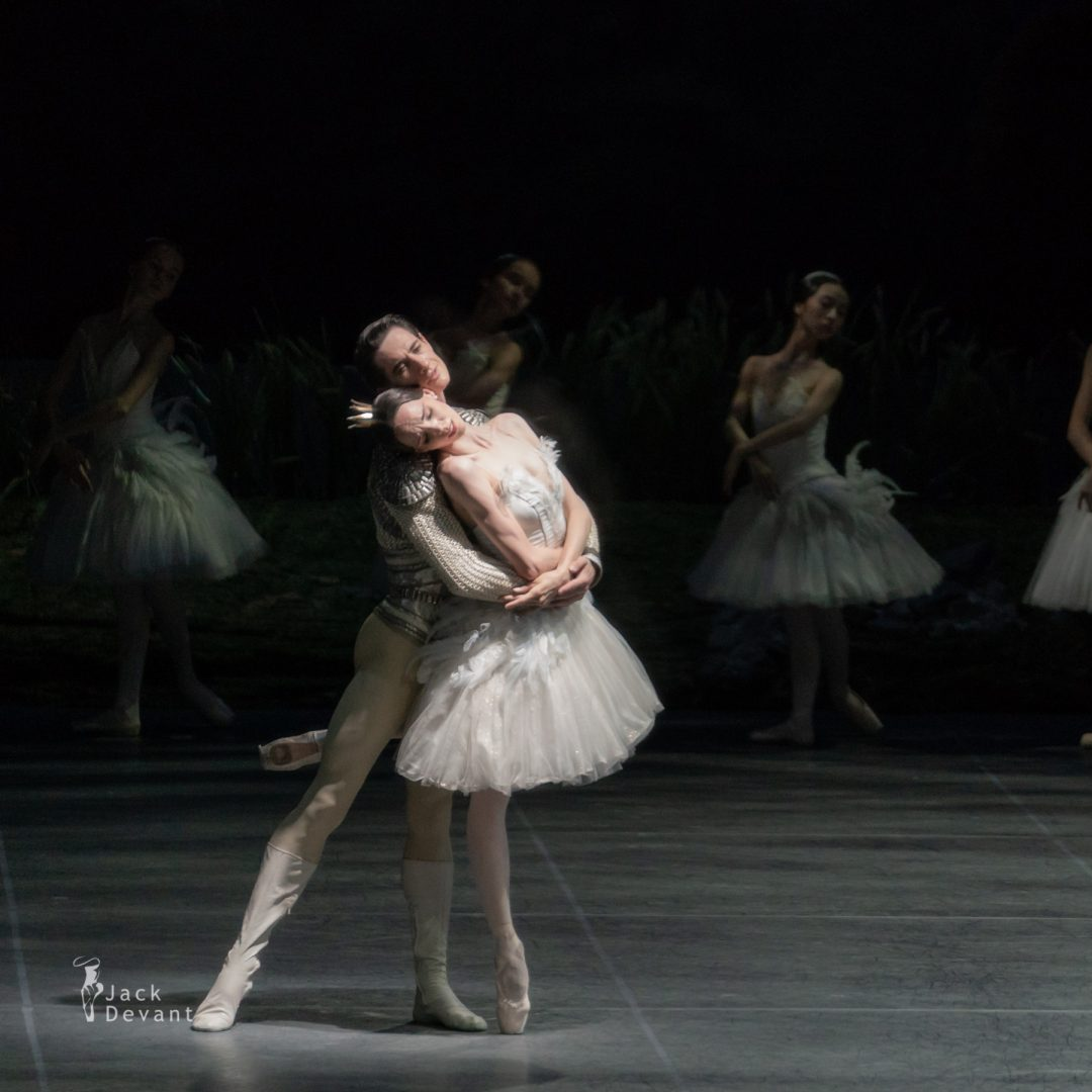Viktorina Kapitonova last dance as Odette with Ballett Zürich 7