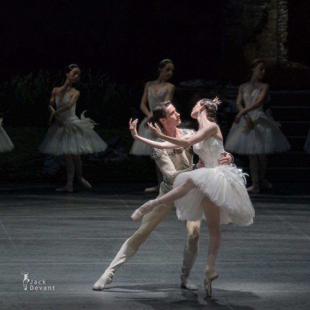 Viktorina Kapitonova last dance as Odette with Ballett Zürich 8