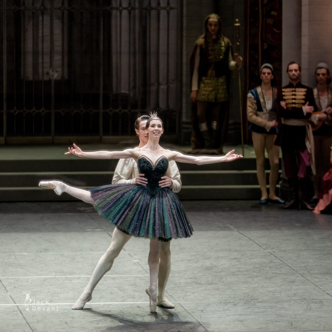 Viktorina Kapitonova last dance as Odile with Ballett Zürich 2