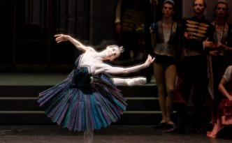 Viktorina Kapitonova last dance as Odette / Odile with Ballett Zürich