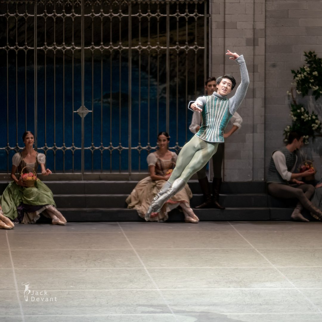 Wei Chen in Swan Lake PDT 8