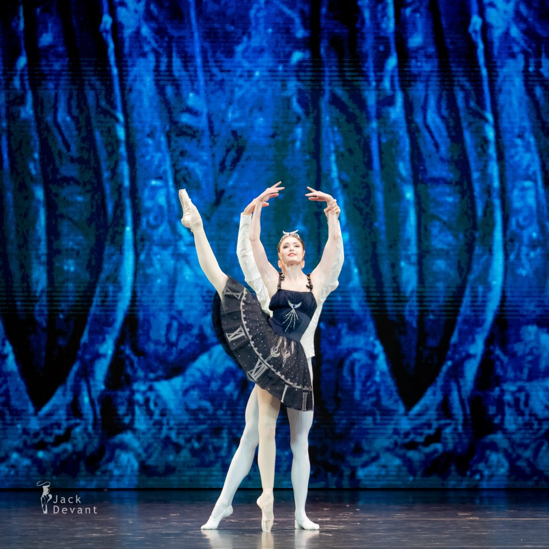 Alena Kovaleva and Jacopo Tissi in Tribute to Marius Petipa