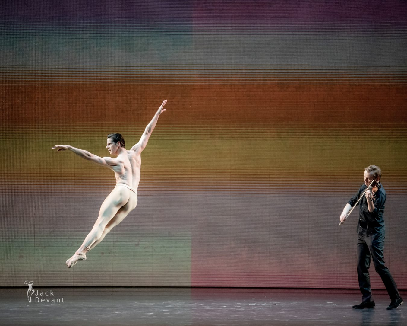Marcelo Gomes in Paganini