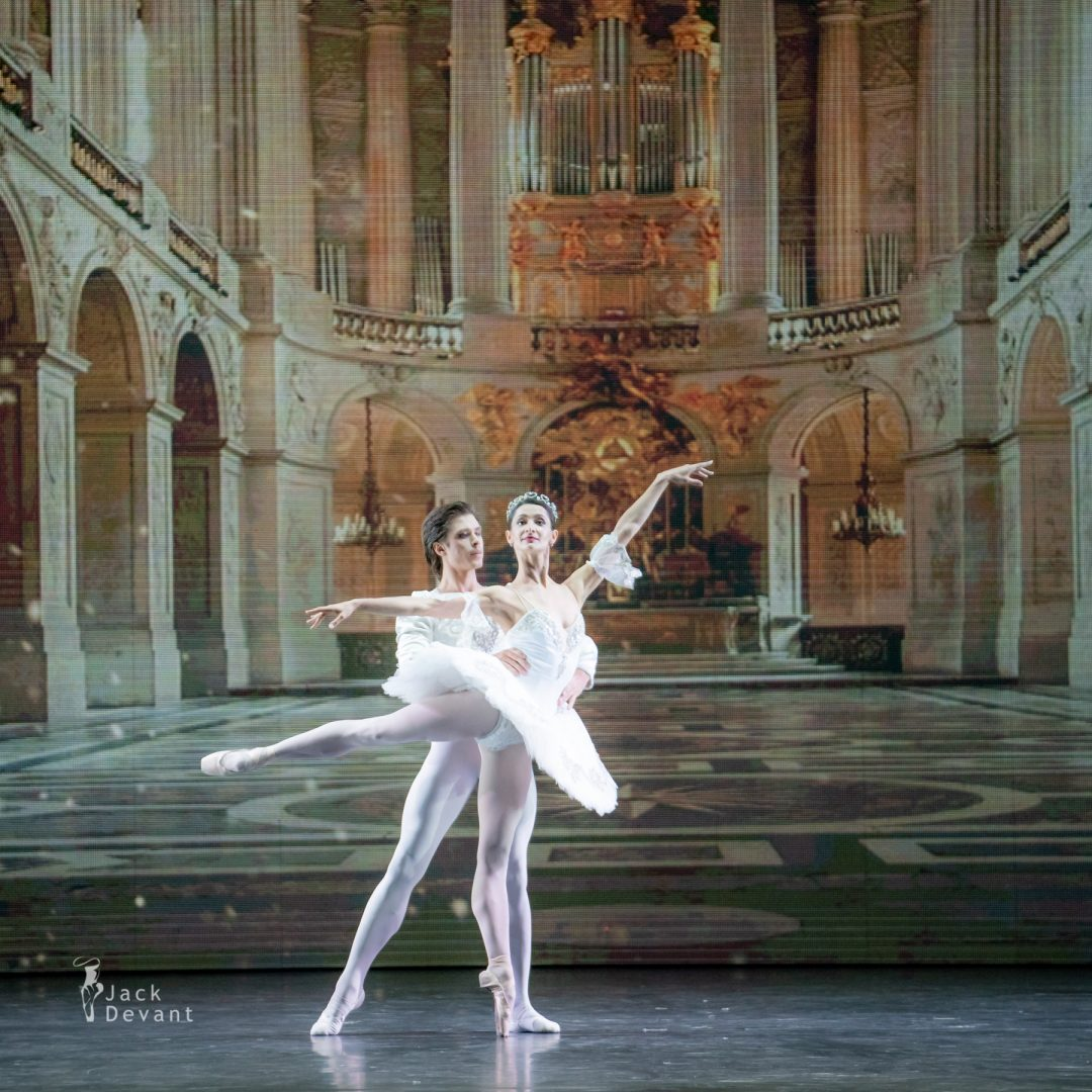 Oxana Kardash and Artem Ovcharenko in Grand Pas Classique 2