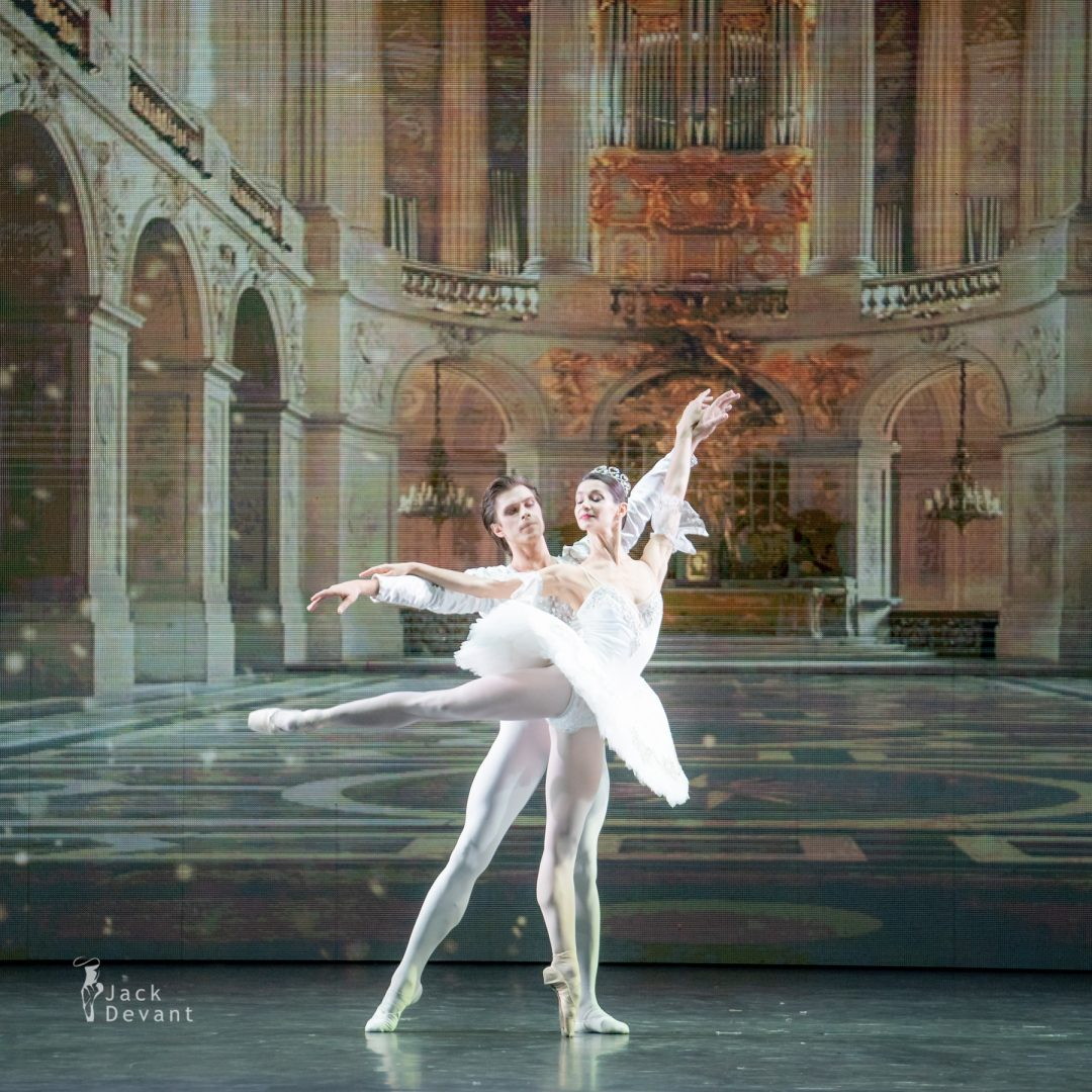 Ovcharenko and Oxana Kardash in Grand Pas Classique 3