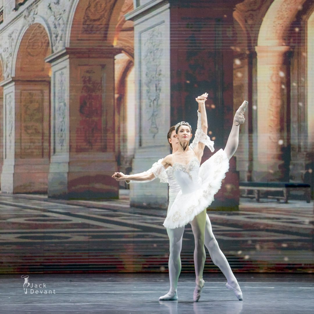 Oxana Kardash and Artem Ovcharenko in Grand Pas Classique 6