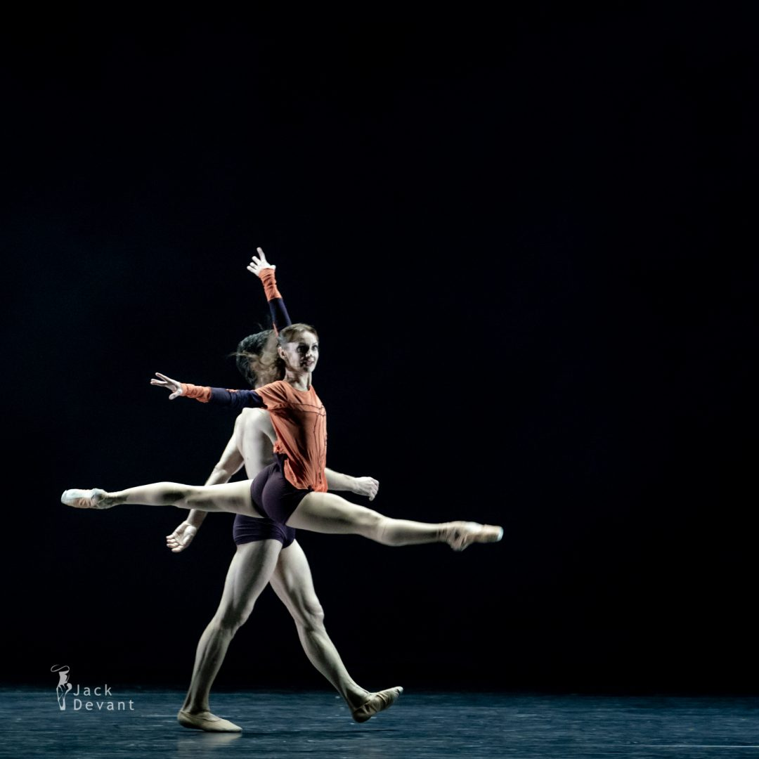Maria Eichwald and Roberto Bolle in Mono Lisa