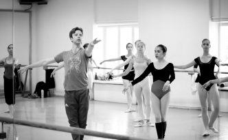 Ballet Summer Workshop Estonia