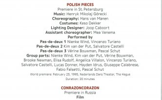 Introdans Dance Open