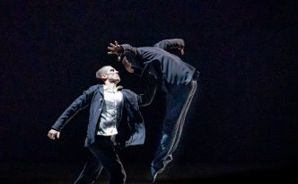Michael Gross, Andrew Murdock, Hubbard Street Dance Chicago, The other You, Ludwig van Beethoven, Crystal Pite, Benois de la Danse