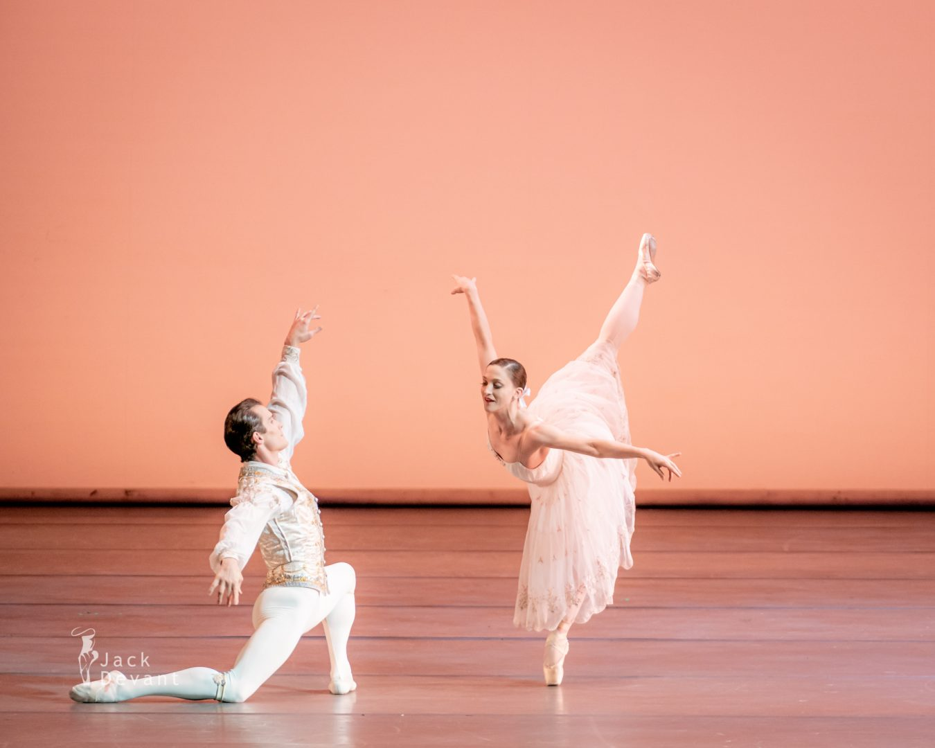 Ashley Bouder and Seth Orza in Coppelia