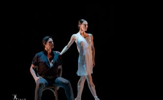 Marianela Nunez and Alejandro Parente in Kicho
