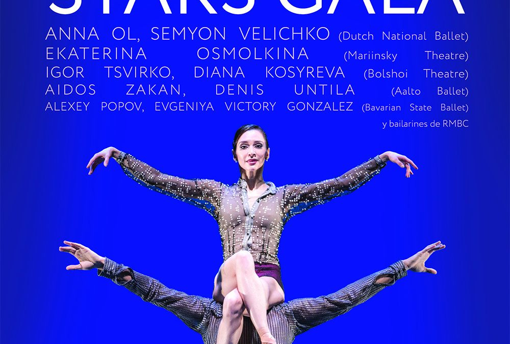 Main Visual for Great stars of the Ballet in the Palau Altea Gala
