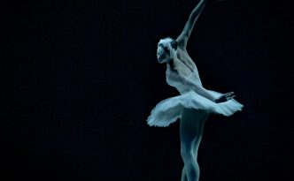 Polina Semionova in The Dying Swan