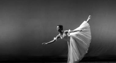 Chopiniana Sate Ballet Georgia rehearsals