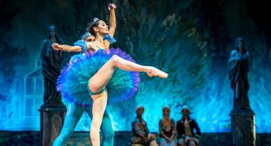 Natalia Balakhnicheva and Yegor Motuzov The Sleeping Beauty