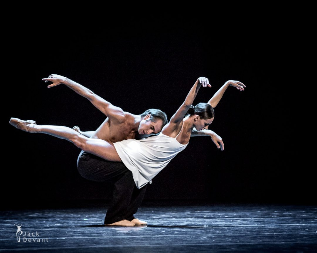 Vera Arbuzova and Andrey Kasyanenko in Inside. Behind The Sleep
