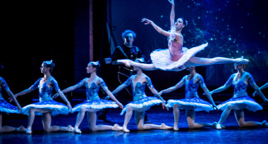 Don Quixote Anastasia and Denis Matvienko and Maribor Ballet