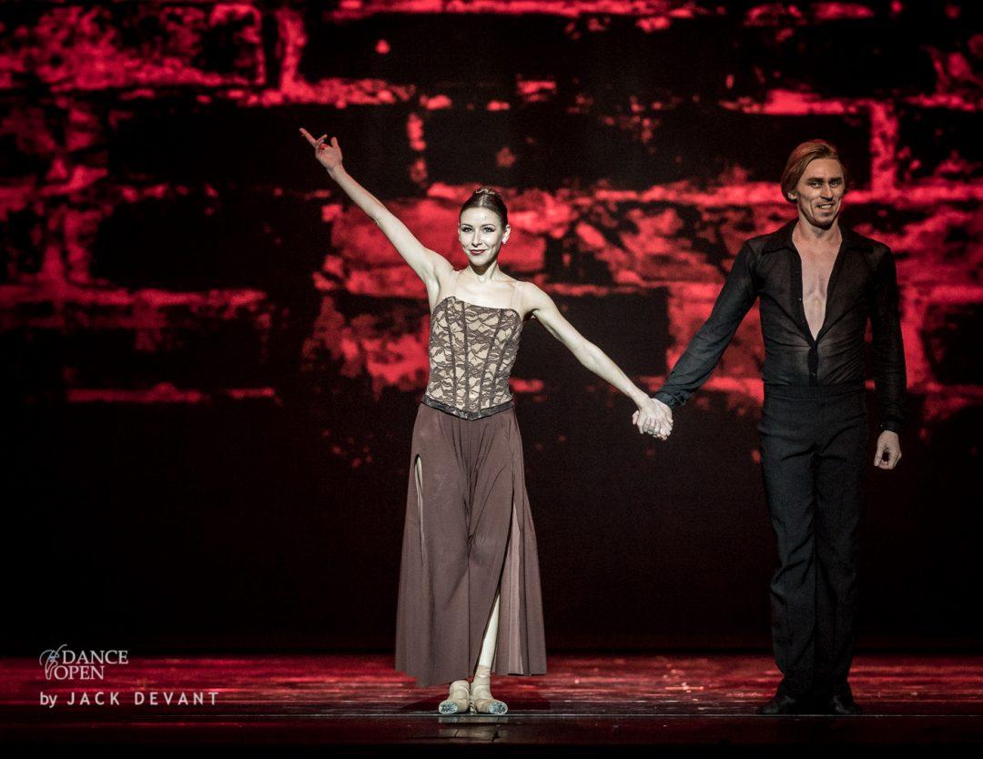 Kristina Kretova and Igor Kolb