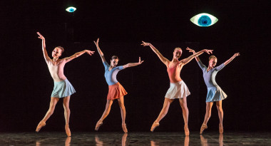Petrushka by National Ballet of Estonia
