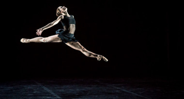 Symbionts by Estonian National Ballet, choreography by Wayne McGregor