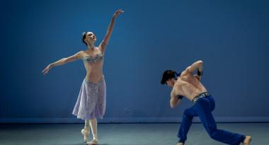 Olga Golitsa, Dmitry Chebotar, Nikita Sukhorukov in Le Corsaire